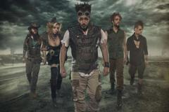 Abney Park Tickets through Reg!