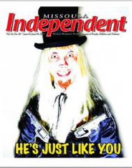 Missoula Independent Cover Article