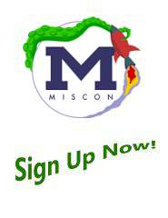 Pre-Register for MisCon Memorabilia