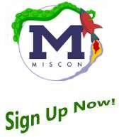 MisCon is Coming! Register NOW!