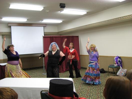 Belly Dancing Programming