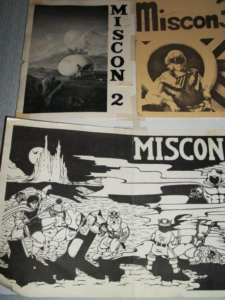 MisCon Posters