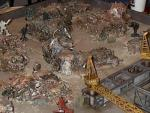 Discussion of game-related topics. Usually these panels deal with role-playing games like Dungeons and Dragons, Pathfinder, Shadowrun, GURPS, Deadlands, Call of Cthulhu, Amber, and many others.: BattleTech Terrain