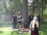 Learn how to use a rapier, German Longsword, a bow, or a foam boffer weapon. These panels include combat demos by the SCA, Dragon Dronet, Realms of Avalon, or Zombie Tools.: Armor Check